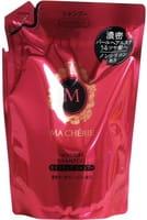 SHISEIDO «Ma Cherie» Бессиликоновый увлажняющий шампунь для волос, с цветочно-фруктовым ароматом, мягкая упаковка, 380 мл.