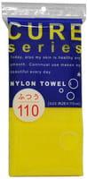 Ohe Corporation «Cure Nylon Towel» (Regular) Массажная мочалка средней жесткости, 28 см. на 110 см.