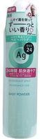 SHISEIDO «Ag Deo24» Спрей дезодорант-антиперспирант, с ионами серебра, с лёгким цветочным ароматом детской присыпки, 142 г.