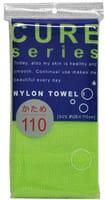 Ohe Corporation «Cure Nylon Towel» (Regular) / Мочалка массажная жесткая, 28 см. на 110 см.