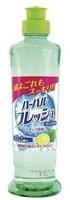 Mitsuei Концентрированное средство для мытья посуды, овощей и фруктов, с ароматом лайма, 270 мл.