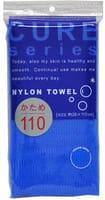 """Ohe Corporation """"Cure Nylon Towel"""" (Regular) / Мочалка массажная жесткая, 28 см. на 110 см."""