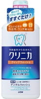 LION Зубной эликсир «Быстрое очищение» с антибактериальным эффектом, аромат мяты, 450 мл.