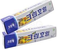 Clean wrap Алюминиевая фольга с отрывным краем-зубцами, 25 см х 10 м.