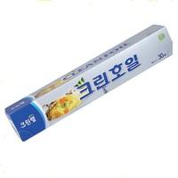 Cleanwrap Алюминиевая фольга с отрывным краем-зубцами, 30 см х 30 м.