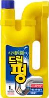 PIGEON «Power Drill Pung» Мощное средство для чистки труб, 1000 мл.