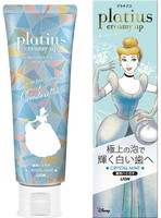 """Lion Зубная паста """"Platius creamy up"""" для восстановления белизны и красоты зубной эмали, с ароматом лимона, 90 гр."""