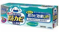 Lion Средство для удаления гибка в ванной комнате, с ароматом мяты - дымовая шашка, 3 шт. по 5 гр.