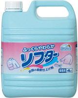 Mitsuei Кондиционер для белья, аромат цветов, 4 л.