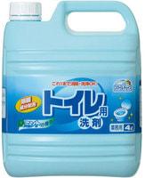 Mitsuei Очищающее и дезодорирующее средство для туалета, с ароматом мяты, для флаконов с распылителем, 4 л.