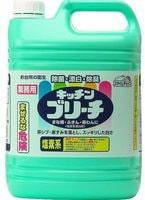 Mitsuei Универсальное моющее и отбеливающее средство для кухни - для обработки посуды, текстиля, поверхностей, 5 л.