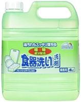 Mitsuei Средство для мытья посуды, овощей и фруктов, аромат лайма, 4 л.
