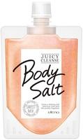 """UTENA """"JUICY CLEANSE"""" Солевой скраб для тела с аргановым маслом и клубнично-земляничным соком, 300 гр."""