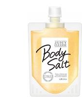 """UTENA """"JUICY CLEANSE"""" Солевой скраб для тела с аргановым маслом, экстрактами гейпфрута и лимона, 300 гр."""
