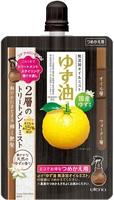 """Utena Спрей """"Yuzu-yu"""" на основе масел цитрусовых, для увлажнения и питания волос, 160 мл."""