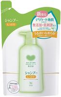 COW «Mutenka - Увлажнение» Шампунь для волос, с натуральными ингедиентами без добавок серия, сменная упаковка, 380 мл.