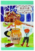 "KOKUBO ""Novopin Fairy Tales"" Соль для принятия ванны с ароматом мёда, 50 гр."