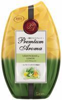 """ST """"Shoshuriki"""" Жидкий освежитель воздуха для комнаты, освежающий лемонграсс и сочный лимон, 400 мл."""
