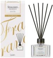 """ST """"Shaldan - Роскошный мускус ~ Luxury Musk"""" Освежитель воздуха для комнаты, стеклянный флакон + палочки, 80 мл."""