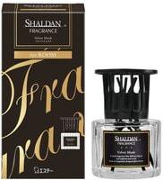 """ST """"Shaldan - Бархатный мускус - Velvet Musk"""" Освежитель воздуха для комнаты - стеклянный флакон + палочки, 65 мл."""