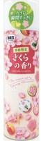 """ST """"SHOSHURIKI"""" Освежитель воздуха для туалета - аэрозоль для туалета с антибактериальным эффектом, аромат сакуры, 330 мл."""