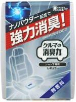 """ST """"Bikou de shoushuu"""" Ароматизатор автомобильный под сиденье, без запаха, гелевый, 200 гр."""