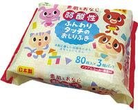 Life-do Детские влажные салфетки для тела, 80 шт* 3 уп.