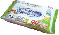 Life-do Многофункциональные влажные салфетки для уборки, 20 шт.