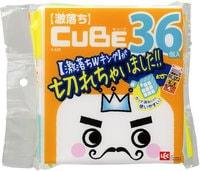 "LEC ""Cube 36"" Губка меламиновая, общий размер куба 135х128х150 мм., 36 шт."