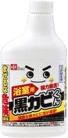 LEC Отбеливающий спрей для удаления плесени в ванной комнате, сменная упаковка, 400 мл.