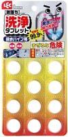 LEC Таблетки для прочистки засоров в сточных трубах, 12 шт.