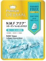 """Dermal """"Premium Dermal - Сила океана"""" Косметическая маска с коллагеном и морской водой, 25 гр."""