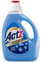 """Pigeon """"Act'z Premium Gel"""" Концентрированный гель для стирки белья для машин с вертикальной и горизонтальной загрузкой, с крышкой-щеткой, аромат мяты, 2,7 л."""