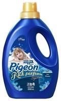 """Pigeon Кондиционер для белья """"Rich Perfume SIGNATURE"""" - парфюмированный супер-концентрат с ароматом «Ледяной цветок», 2 л."""