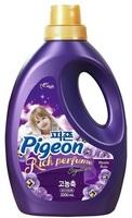 """Pigeon Кондиционер для белья """"Rich Perfume Signature"""" - парфюмированный супер-концентрат с ароматом """"Тайны дождя"""", 2 л."""
