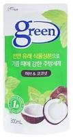 Pigeon (Корея) «Green - Травы и кокос» Средство для мытья посуды, на натуральной основе, 300 мл.