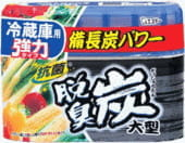 """ST """"Dashshuutan"""" Желеобразный дезодорант с древесным углем """"Бинчотан"""" для основной камеры холодильника, 240 гр."""