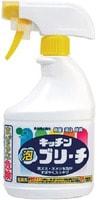 Mitsuei Универсальный пенный кухонный отбеливатель с эффектом распыления, 400 мл.