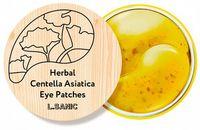"L.Sanic ""Herbal Centella Asiatica Hydrogel Eye Patches"" Гидрогелевые патчи с экстрактом центеллы, 60 шт."