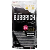 """AISEN """"Bubbrich"""" Мочалка для тела, с высоким пенообразованием, сверхжесткая, 28 х 100 см, 1 шт."""