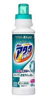 """KAO """"Attack Ultra Neo"""" Жидкое концентрированное средство с отбеливающим эффектом для быстрой стирки белья, с ароматом фруктового мыла, бутылка, 400 гр."""