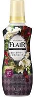 """KAO """"Flair Fragrance"""" Кондиционер для белья с антибактериальным эффектом, нежный цветочный аромат, бутылка, 570 мл."""