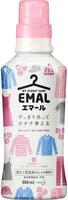 """KAO """"Emerl"""" Жидкое средство для стирки цветного белья, с ароматом букета цветов, бутылка, 500 мл."""