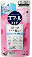 """KAO """"Emerl"""" Жидкое средство для стирки цветного белья, с ароматом букета цветов, запасной блок, 400 мл."""