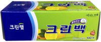 Clean wrap Пакеты фасовочные в коробке с системой «Прото достань», размер XS - 17*25 см, 100 шт.