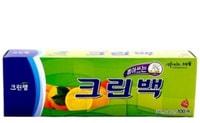 """Clean Wrap Пакеты фасовочные в коробке с системой """"Просто достань"""", размер L - 30*45 см, 100 шт."""