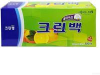 """Clean Wrap Пакеты фасовочные в коробке с системой """"Просто достань"""", размер L - 30*45 см, 300 шт."""