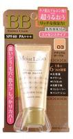 """Meishoku """"Moisture Essense Cream"""" Увлажняющий тональный крем - эссенция, (тон """"натуральная охра""""), SPF 40 PA+++, 33 гр."""