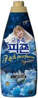 """Pigeon """"Rich Perfume SIGNATURE"""" Кондиционер для белья - парфюмированный супер-концентрат с ароматом «Ледяной цветок», 1 л."""