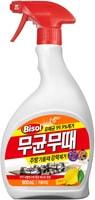 """Pigeon """"Bisol"""" Чистящее средство для кухни, с ароматом лимона, пульверизатор, 900 мл."""